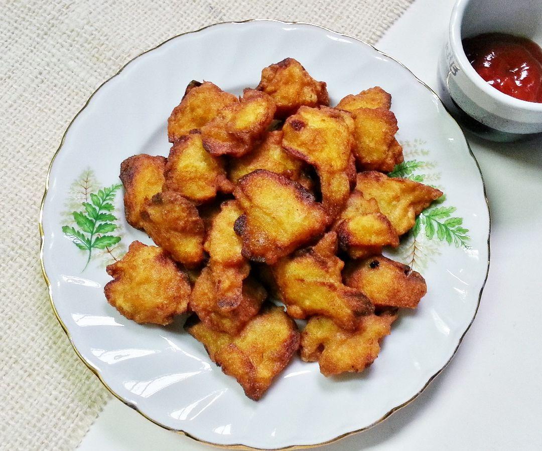 Crispy & Spicy Potato Chips