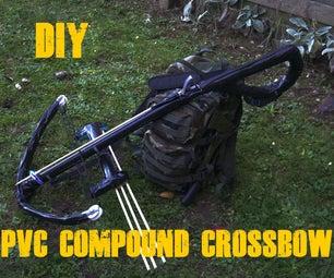 DIY  PVC Survival Compound Crossbow