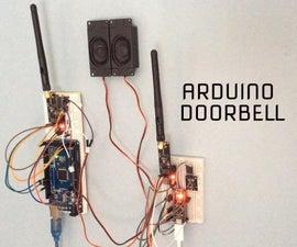 Arduino Controlled Radio Doorbell