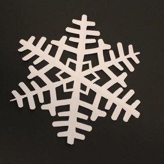 DIY Paper Snowflakes 2   Paper Snowflake - Winter Craft 2