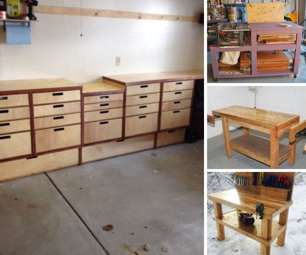 Top 10 Workbenches