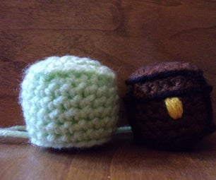 How to Crochet a 1 Piece Cube