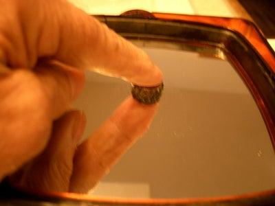Sharpen Blades on Glass