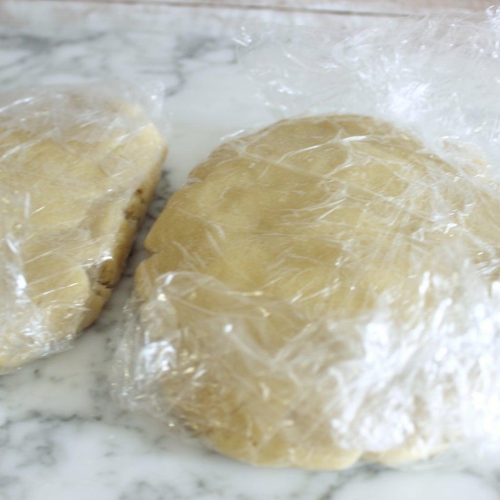 Double Crust Cookie Dough