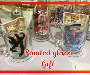 Painted Glass Gifts