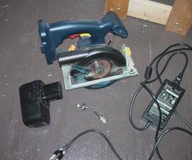 """Cordless Tool """"Repair"""" / Renewal"""