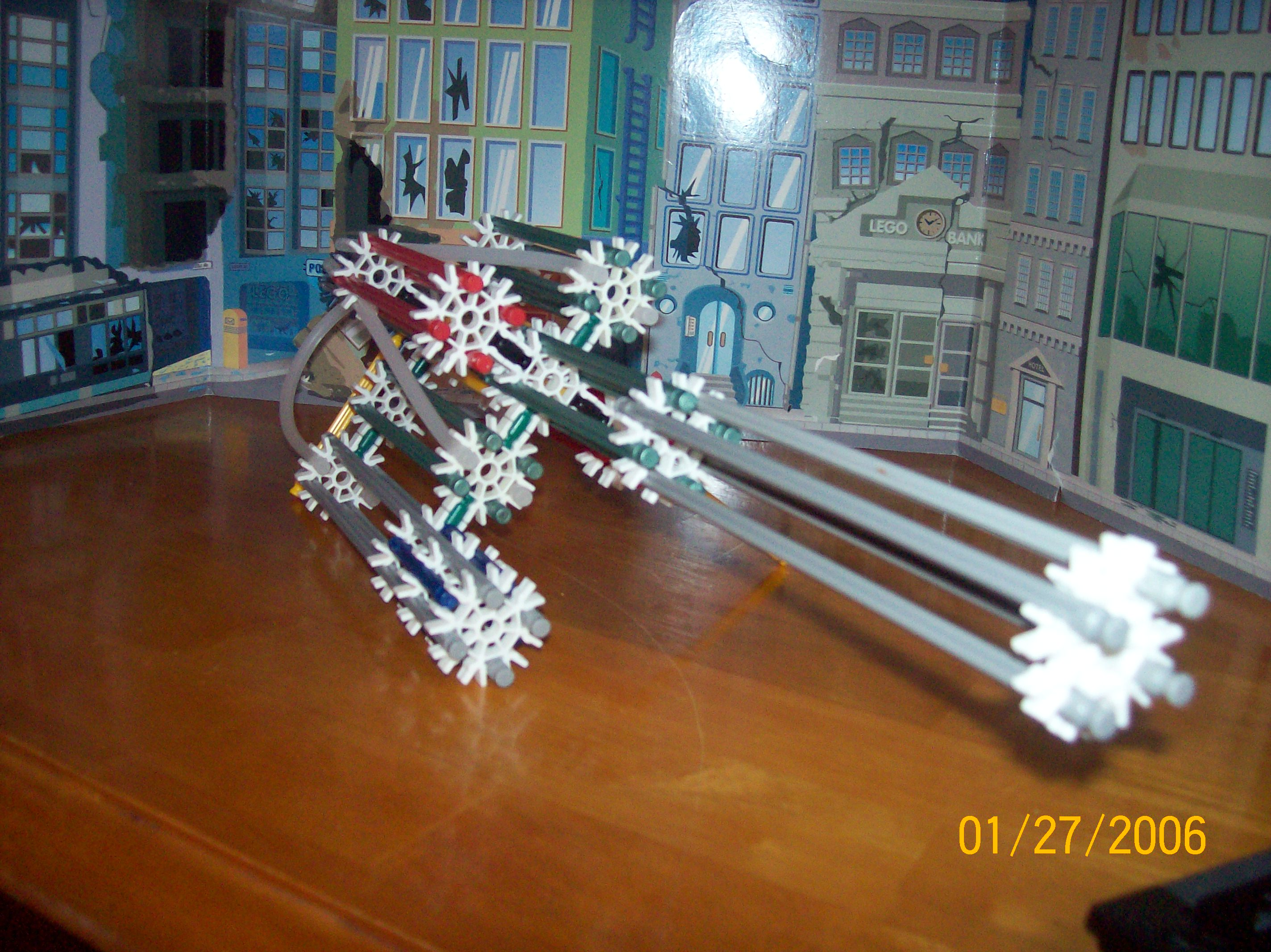 awesome knex gun model