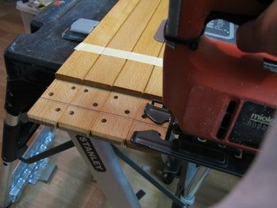 Cut Wood to Length