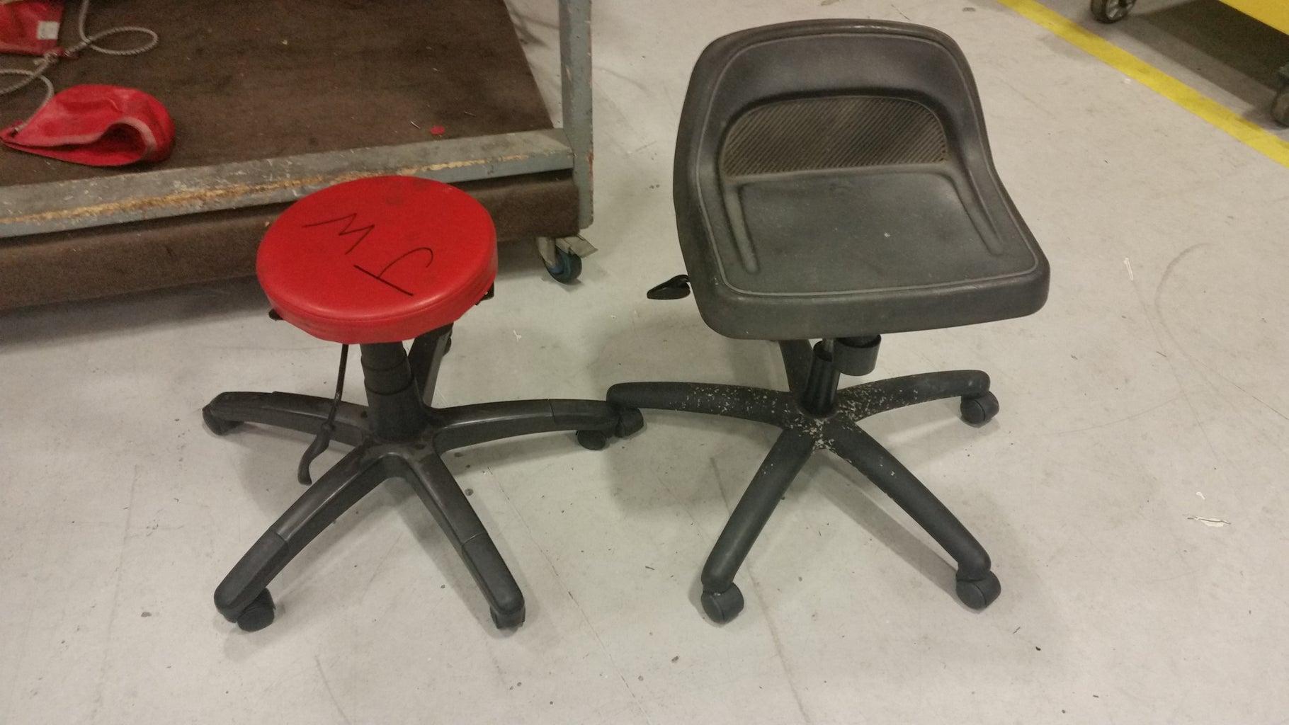 Mechanics Creeper Seat Hack