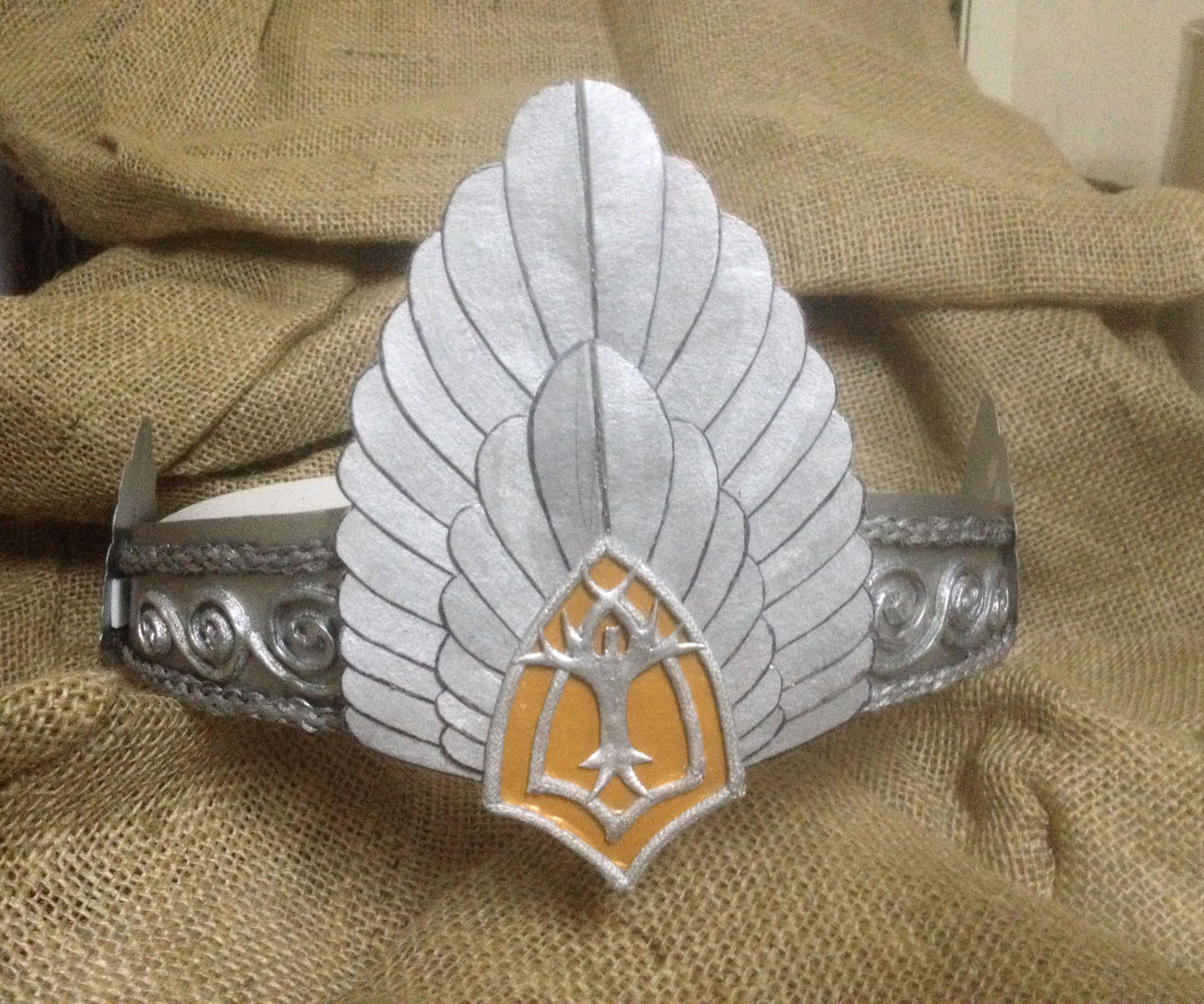 King Aragorn's Coronation Crown