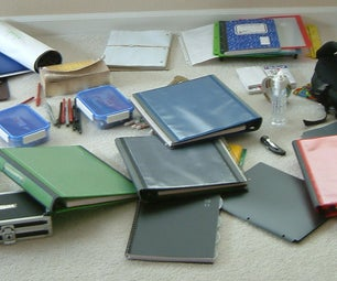 How to Stay Organized for School