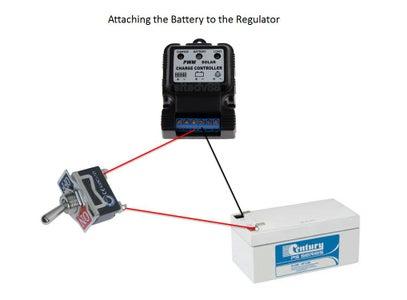 Wiring - Part 1 Battery