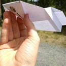 DIY Ultimate Paper Glider
