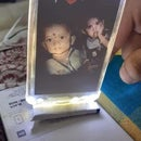 Glowing Photo Frame