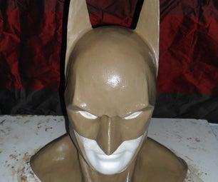 Make Your Own Batman Cowl - Part 2