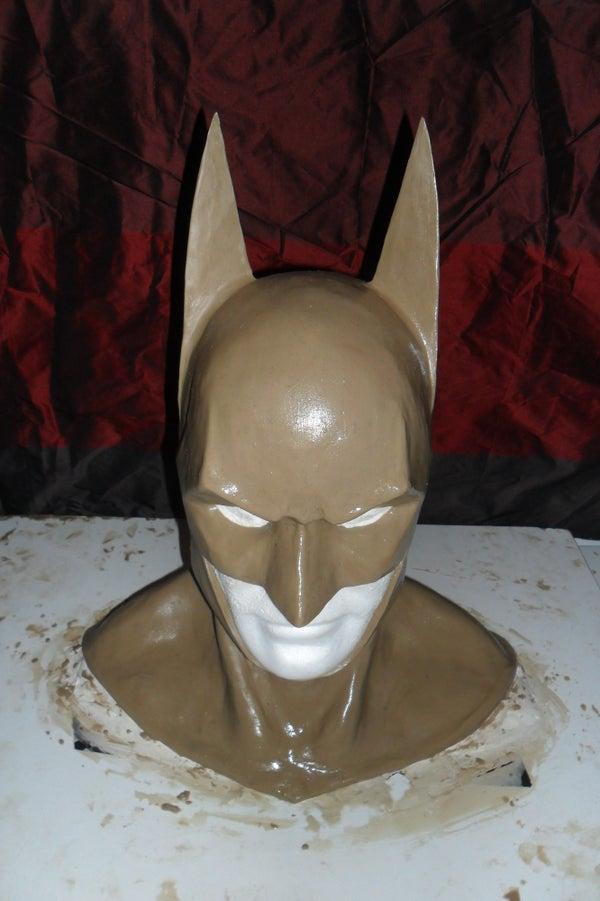 Make Your Own Arkham Batman Cowl