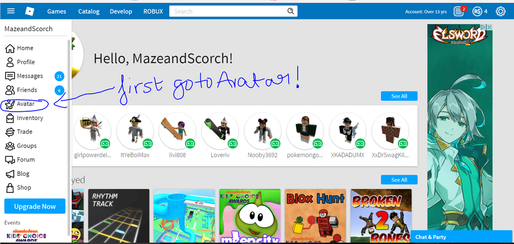 How To Be Popular On Roblox 10 Steps With Pictures How To Look Popular In Roblox 9 Steps Instructables