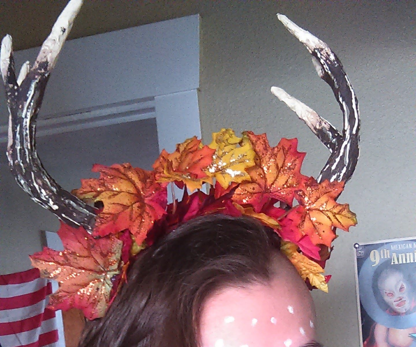Easy, Lightweight Antlers or Horns