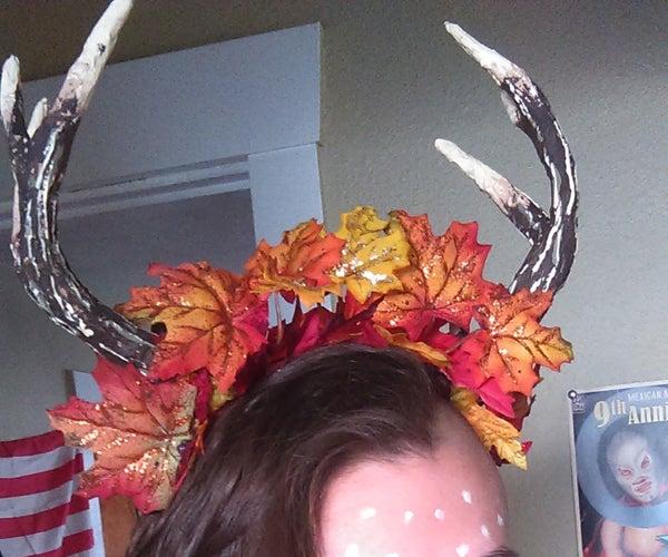 Easy, Lightweight Antlers or Horns
