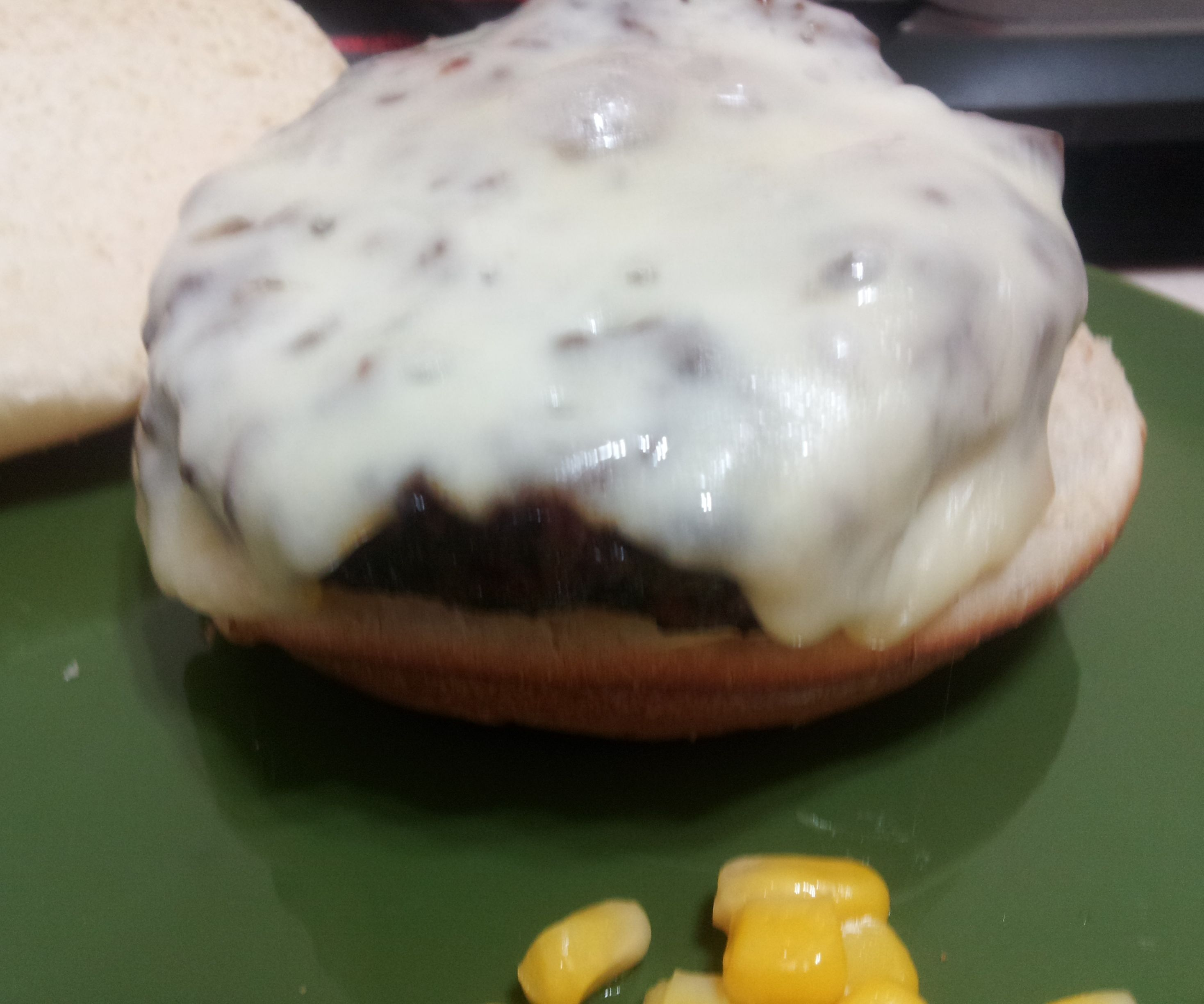 Oven Roasted Burgers (Snow Day Burgers)