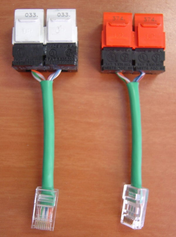 """How-to Make Your Own Ethernet """"splitter"""""""