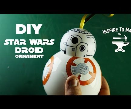 DIY Star Wars Christmas Ornament