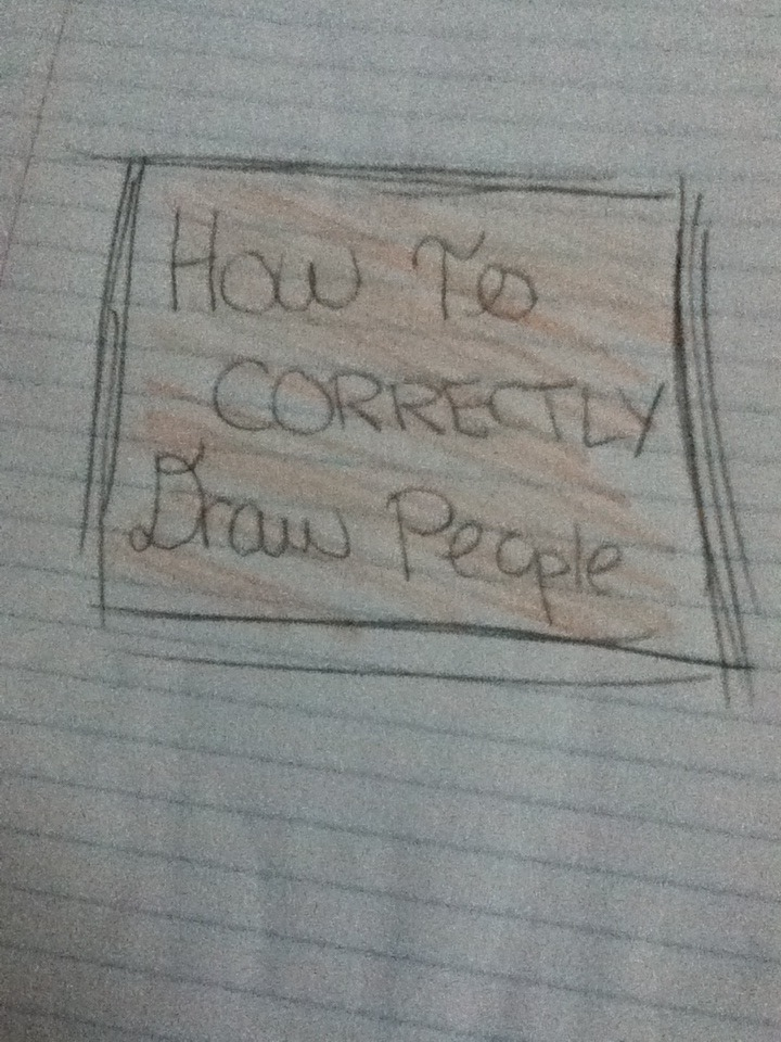 How To Proportionally Draw People
