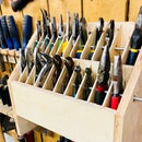 Pliers Organizer Thingy