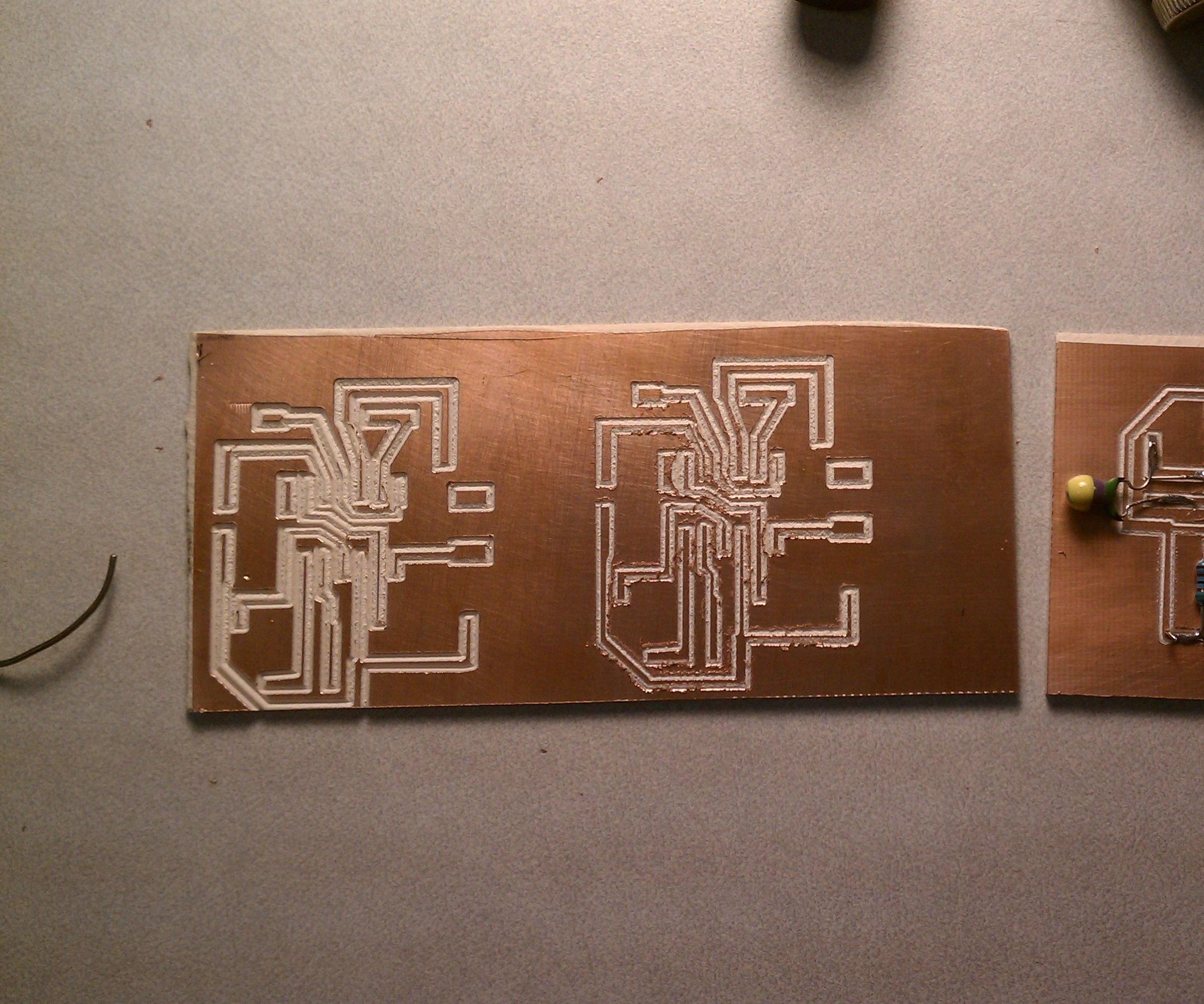milling small pcb's (using a big machine to do little things)