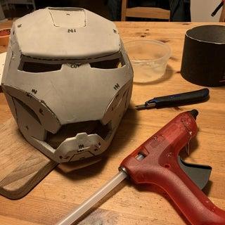 Build an Iron Man Helmet for Cheap!