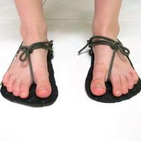 Minimalist Running Sandals