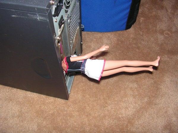 USB Barbie