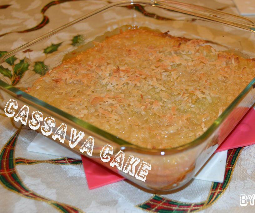 Yucca Root to Cassava Cake