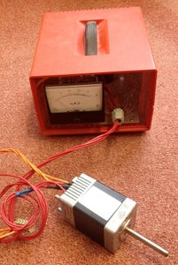 Power Adapter for Bike Generator.