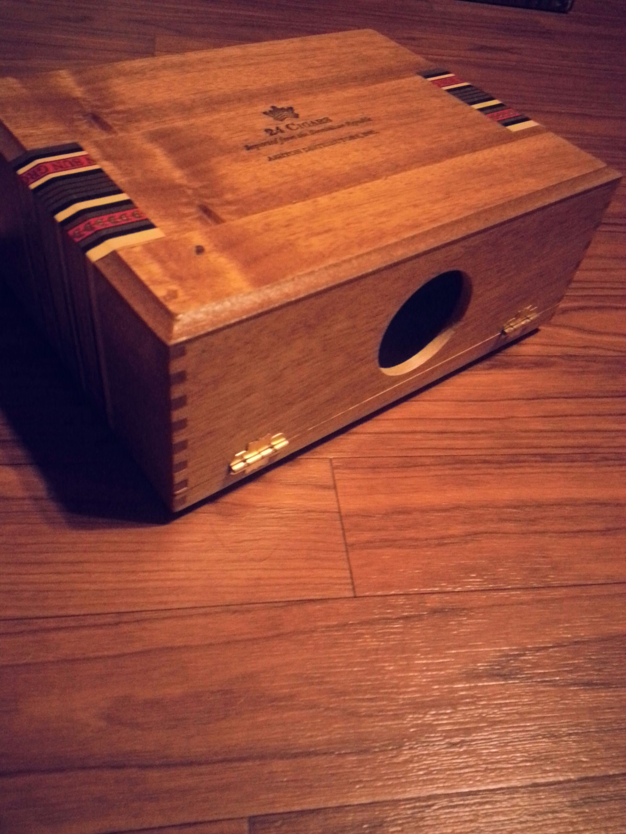 Portable Snare Cajon Drum
