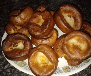 Yorkshire Puddings Made Easy