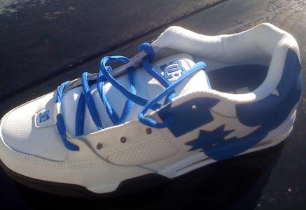 DIY Flashing Shoes