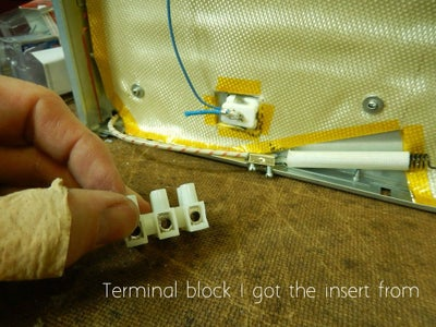 Wire Up the Heating Elements