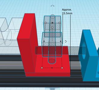 Design Process - Moving Grip - Grip Block Cutouts