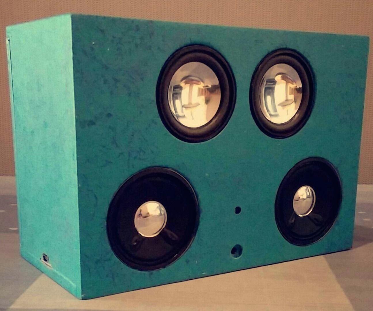 Personal bluetooth speaker