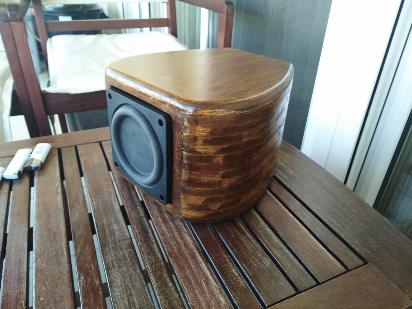 Place the Speakers