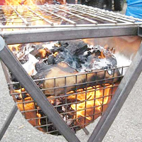 Weld a Barbecue
