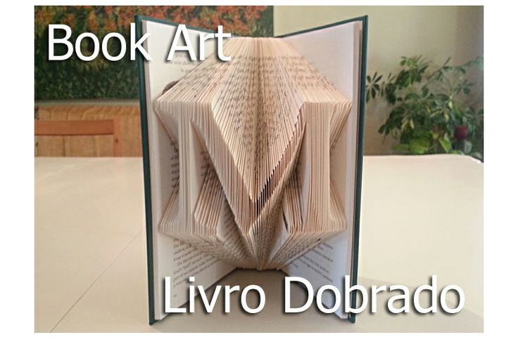 Simplified Book Art