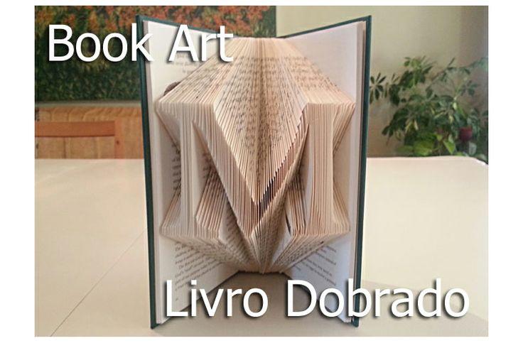Simplified Book Art