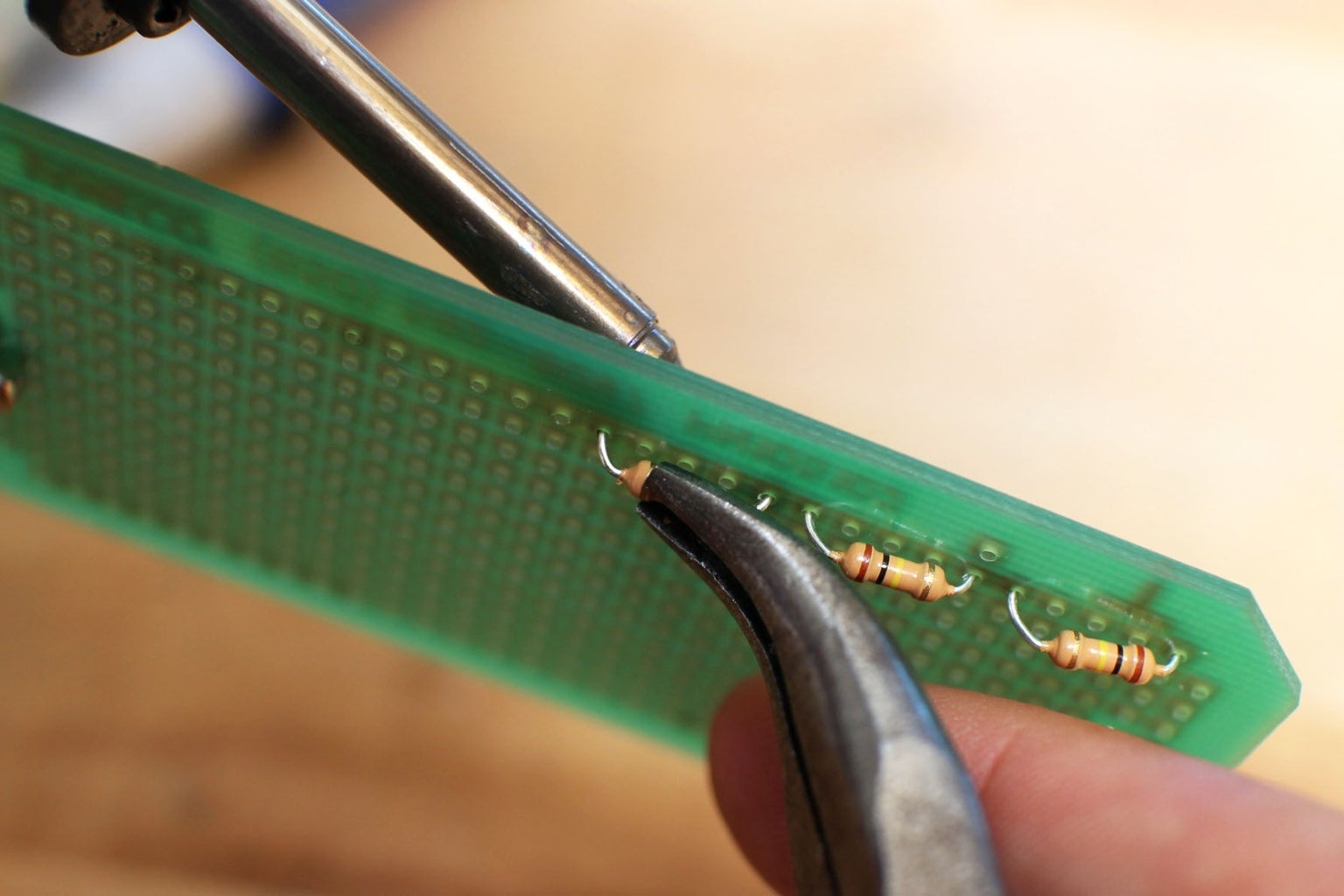How to Use a Soldering Iron to Desolder