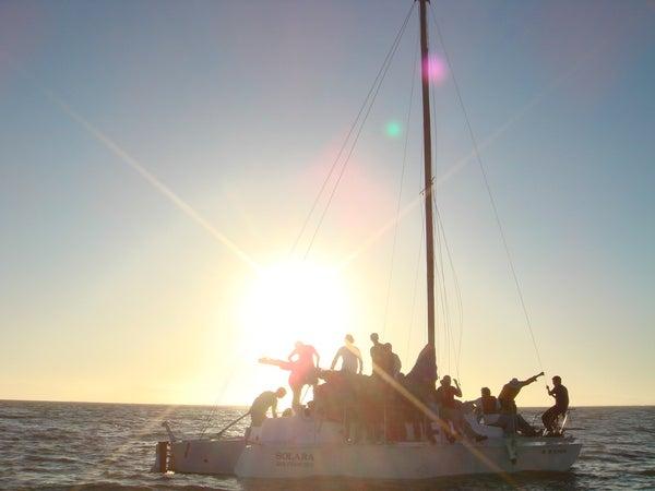 Free Yacht Chapter 8: Celebrate Freedom