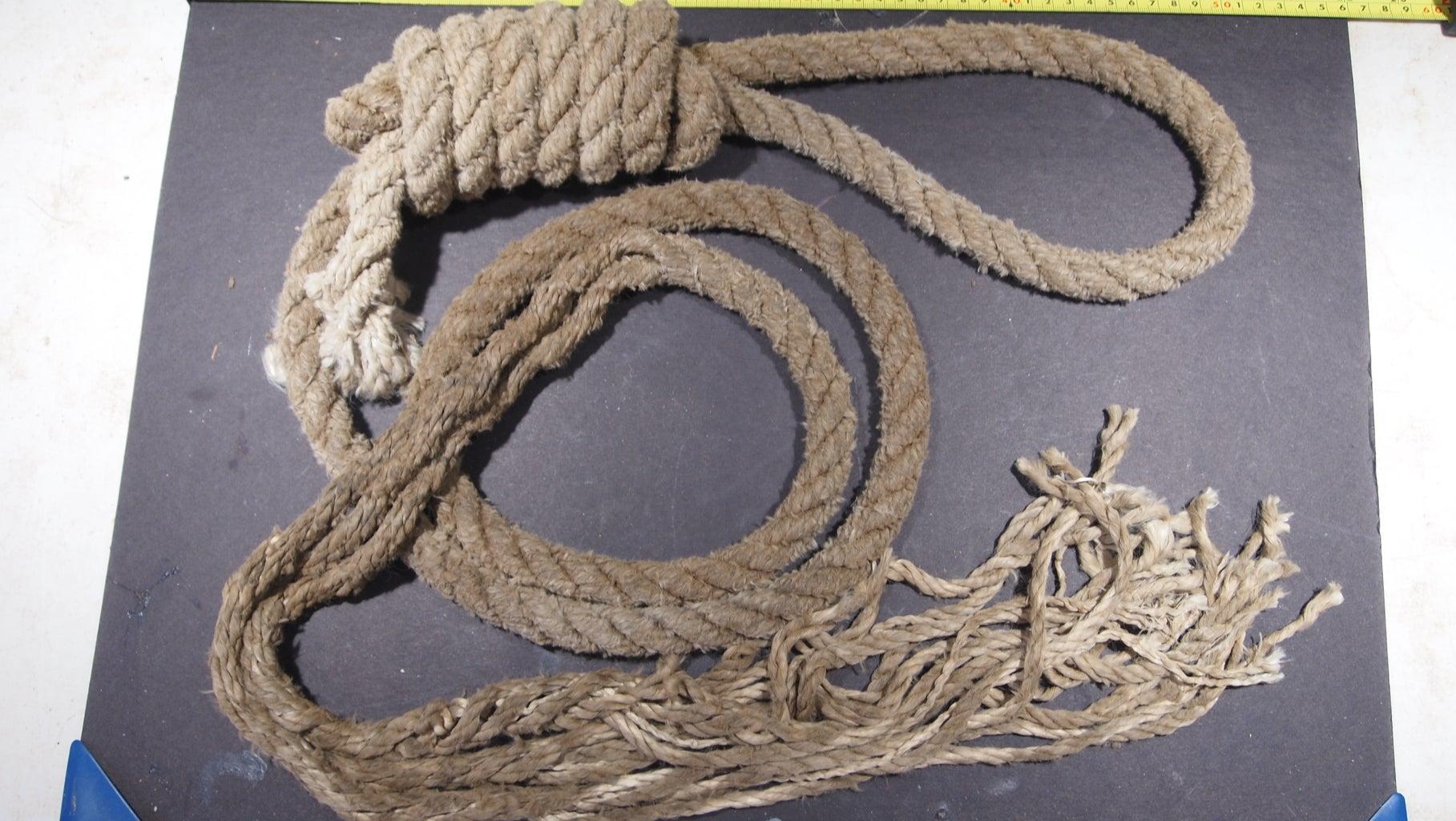 Rope-belt