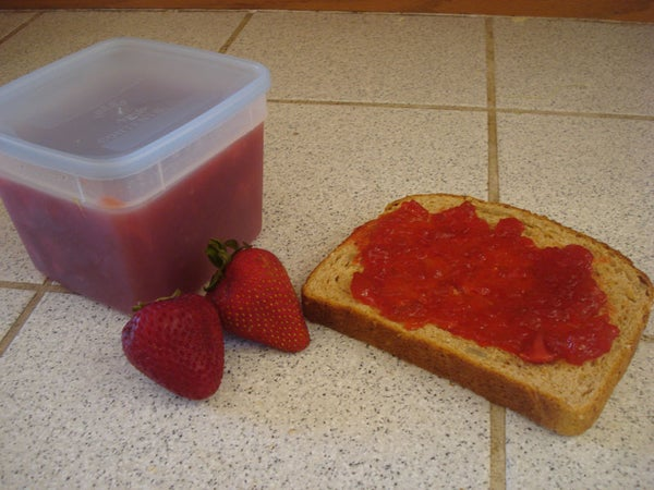 Strawberry Rubarb Jam