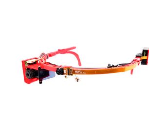 OpenEyeTap: 3D Printed & Programmable Smart Glass