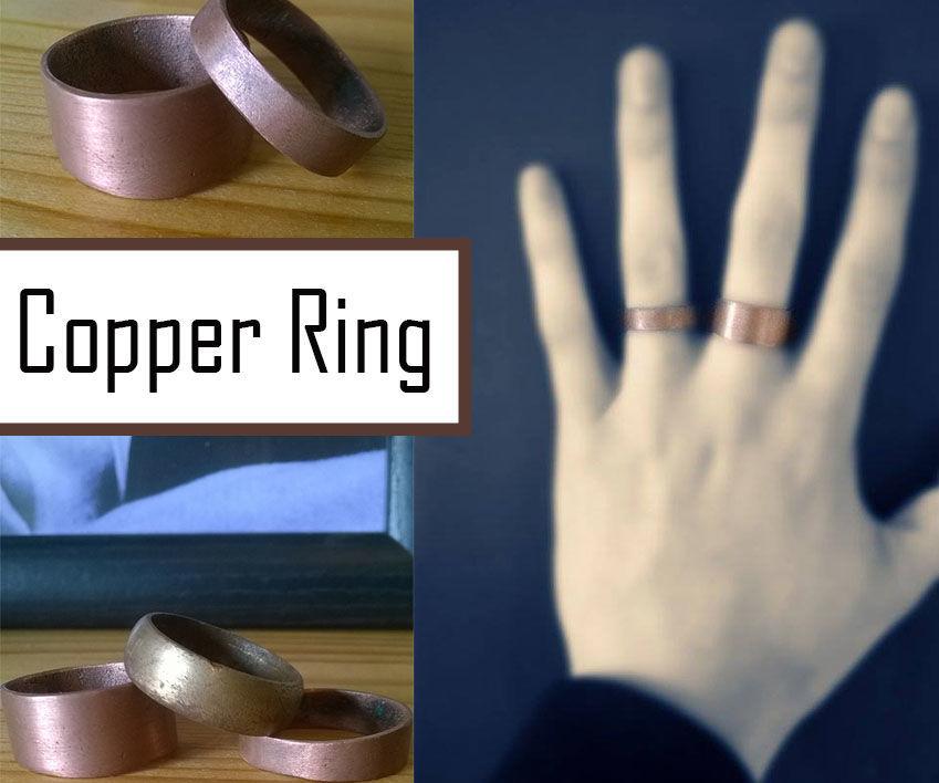 Reclaimed Copper - Ring